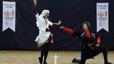 Menderes'te Bir İlk; Solo Halk Dansları