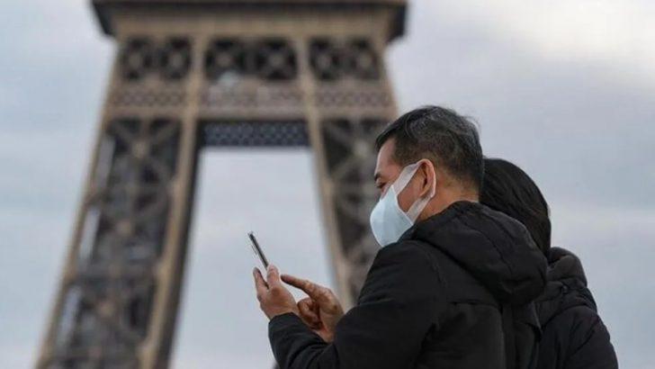Fransa'da ülke genelinde sokağa çıkma yasağı