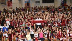 """Çiğli Belediyesi'nde Yeni Hedef """"Avrupa Spor Kenti"""" Ödülü"""