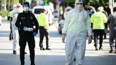 İçişleri Bakanlığı 81 il valiliğine yenikoronavirüsgenelgesi gönderdi