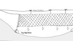 Yeşilova Höyüğü'nde balıkçı ağı bulundu