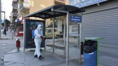 Narlıdere'de aralıksız ilaçlama