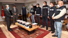 Bornova'da Sivil Moloz Ekibi başarısı