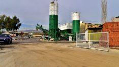 Bornova'da yeni yollar için üretim hedefi büyüdü