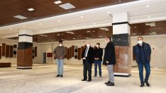 2021 Karabağlar'da açılış ve temel atma yılı