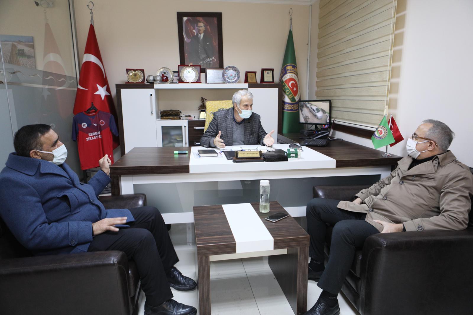 """AK Parti İzmir İl Başkanı Kerem Ali Sürekli;  """"18 yıldır attığımız her adım yerli ve milli…"""""""