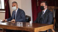 Kozak Yaylası için orman sorunları masaya yatırıldı