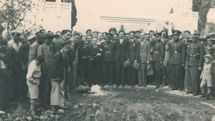 Bornova'da tarihe tanıklık eden kareler