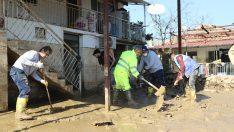 Menderes'te Selin Yaraları Sarılıyor