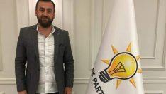 AK Parti İlçe Başkanı Girbiyanoğlu'nun COVİT-19 testi pozitif çıktı