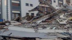 Cemil Tugay'dan bina yıkımında yaşanan olayla ilgili açıklama