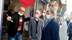 "CHP'li Sındır, ""esnaf borç batağına sürüklendi, 100 bin esnaf kepenk kapattı"""