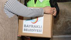 BAŞKAN SANDAL'DAN SEL MAĞDURLARINA SOSYAL DESTEK
