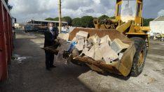 Bergama Belediyesi'nden elektronik atıklara toplama hizmeti
