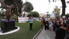 Efes Selçuk'ta Nike Anıtı Açıldı