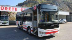 Büyükşehir'den Otobüs Desteği
