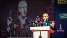 CHP Genel Başkanı Kılıçdaroğlu'nun katılımıyla temel atıldı