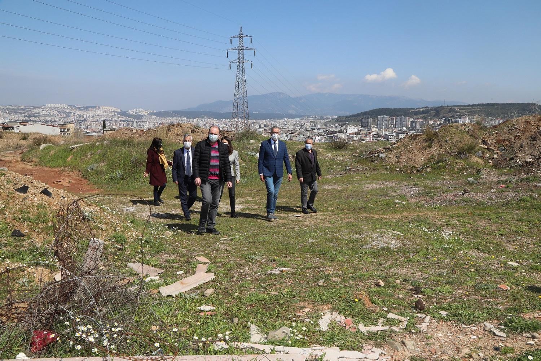 Başkan Arda, İzmir'in Çernobili'ne karşı DUR'acak