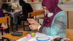 Kırklar'da yaşayan kadınlara kurs müjdesi