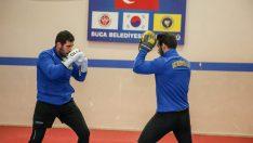 Buca'nın kick boksçuları madalya için ter dökecek