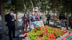 Kurucu başkana vefa; Zühtü Işıl mezarı başında anıldı