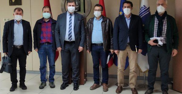 """""""Mavişehir Jeotermal Projesi"""" Ortak Akıl ile Yürütülecek"""