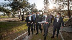 Başkan Soyer'den Entegre Katı Atık Yönetim Tesisi için Menderes'e güvence