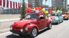 Buca'da 19 Mayıs'a renkli kutlama