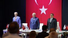 Abdül Batur yenidenKıyıEgeBelediyelerBirliğiBaşkanı olarak seçildi