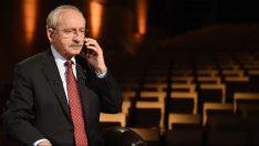 KILIÇDAROĞLU'NDAN ESNAF AİLESİNE BAŞSAĞLIĞI TELEFONU