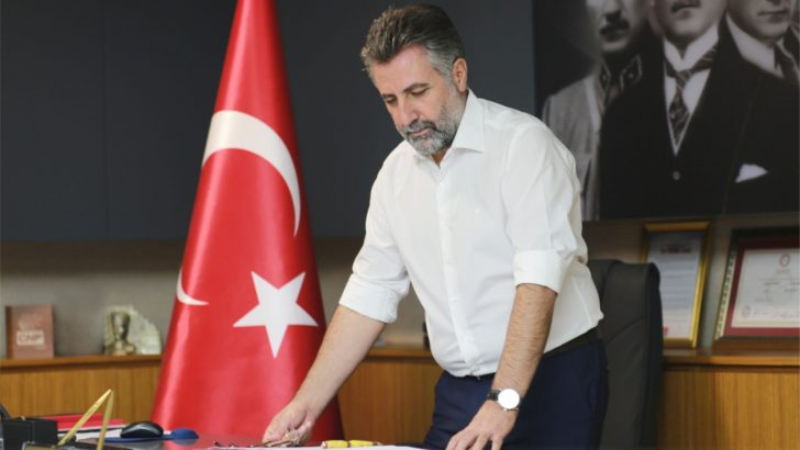 BAŞKAN SANDAL'DAN PERSONELE BAYRAM MÜJDESİ