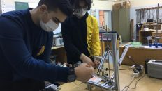 Buca'nın Genç Bilim İnsanlarına TÜBİTAK Onuru