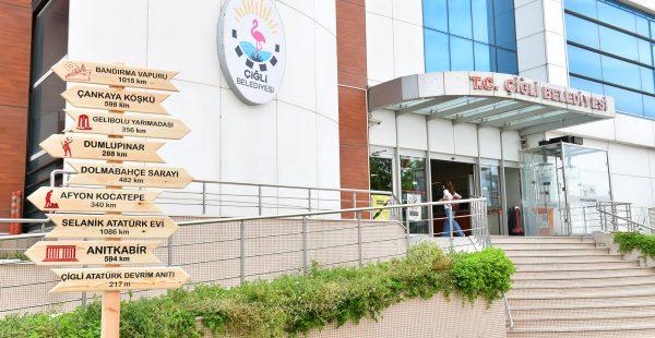 Çiğli Belediyesi'nde 3 Müdürlük Kadınlara Emanet