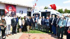Çiğli Belediyesi'ne 1 Milyon TL'lik Ambulans Bağışı