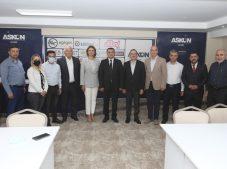 """AK Parti İzmir İl Başkanı Kerem Ali Sürekli:  """"Kara propagandaya rağmen büyüyoruz…"""""""