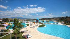 Karabağlar Belediyesi'nin Uzundere'deki tesisi yoğun ilgi görüyor.