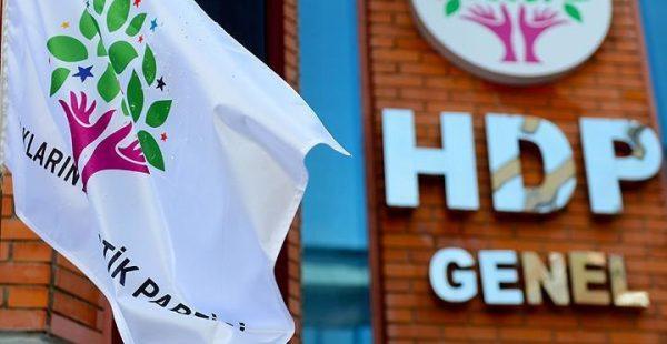 HDP İl Başkanlığında Cinayet! Valilik Açıklama Yaptı…