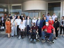 AK Parti İzmir'den, en özel 'Babalar Günü' kutlaması
