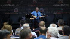 SİVAS KATLİAMI 28'İNCİ YILINDABAYRAKLI'DA ANILDI