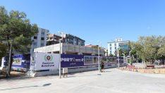 Gaziemir'de kamusal alanlar genişliyor , Porta Gaziemir 2 yola çıkıyor