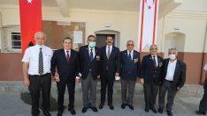 Batur, şehit ailelerini ve gazileri unutmadı