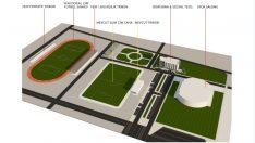Bergama Yeni Stadyumu için çalışma başladı