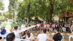 Türkiye'nin 35 üniversitesinden gençler Buca'yı keşfetti