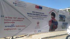 """Bostanlı'daki """"Mülteci Okulu"""" Meclis gündeminde"""