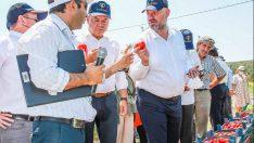 Menemen'de Tarla Günü etkinliği