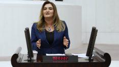 """CHP İzmir Milletvekili Av. Sevda Erdan Kılıç:  """"Ülke yanarken kaynaklar itibar için Somali'ye akıtılıyor"""""""