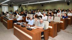 Karabağlar'da 106 hektarlık alanla ilgili plan değişikliği kabul edildi