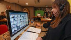 Buca'da IMSEF Bilim ve Sanat Fuarı heyecanı başladı