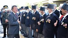 Kurtuluşun 99. Yılı Ata'nın İzmir'e Baktığı Yerde Kutlandı