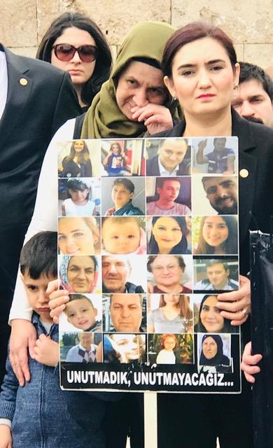 """""""AKP'nin insan hayatını hiçe saydığını görmek için Çorlu tren kazasına bakmak yeterli"""""""